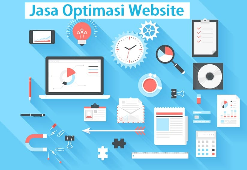 Layanan Optimasi Website