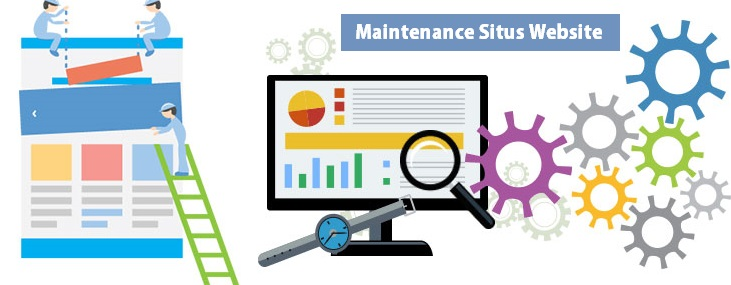 Maintenance Situs Website