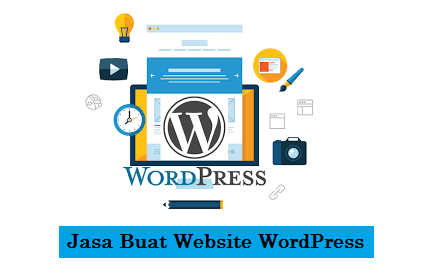 Jasa Buat Website WordPress